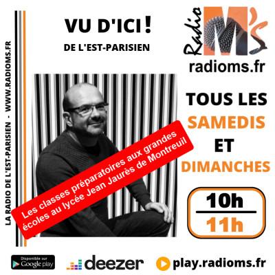 Vu d'Ici! Spécial #4 - Les classes préparatoires du lycée Jean Jaurès de Montreuil cover