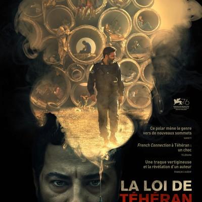 Avis Film LA LOI DE TEHERAN cover