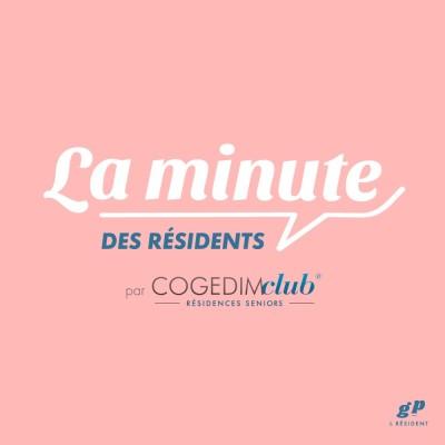 La Minute des Résidents cover