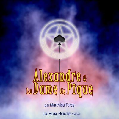 Alexandre et la Dame de Pique cover