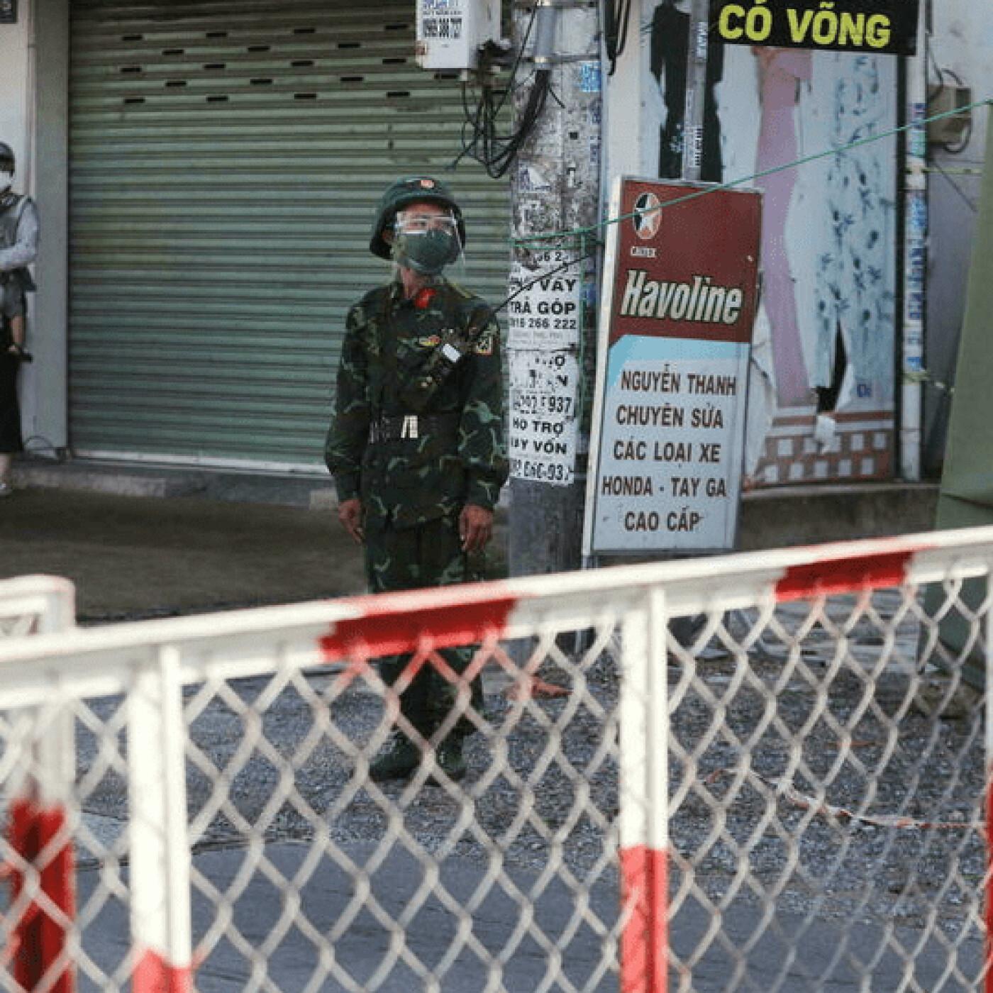Frédéric au Vietnam parle du pays strictement confiné depuis 3 mois - 31 08 2021 - StereoChic Radio