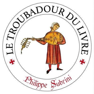 Cover' show Interview du libraire Philippe SUBRINI - le Troubadour du Livre