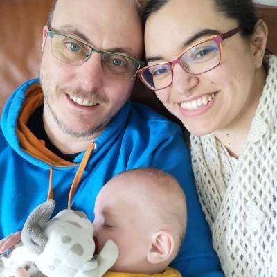 S2 E11 - Kristelle & Johann : stérilité masculine, cancer, FIV ICSI et adoption cover