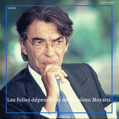 Les folies dépensières de Moratti cover