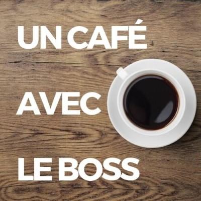 Un café avec le boss cover