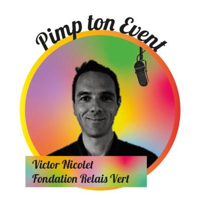#1 Victor Nicolet - Fondation Relais Vert accompagne les organisations gratuitement dans leur stratégie RSE cover
