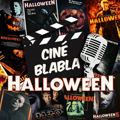 cinéblabla S02E01: Halloween cover