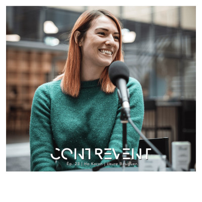 #23 Ho Karan - Laure Bouguen - Redonner ses droits à l'industrie du cannabis  - Nantes cover