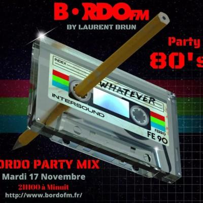 Bordo Party Mix 68 cover