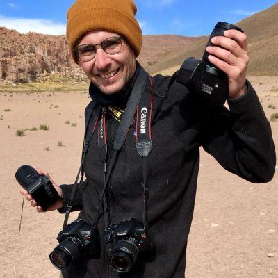 Guillaume, 32 ans, mal-voyant et aventurier : son Tour du Monde d'un an. cover