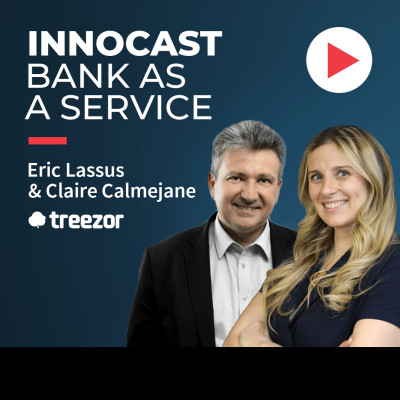 Bank As A Service with Eric Lassus, Treezor cover