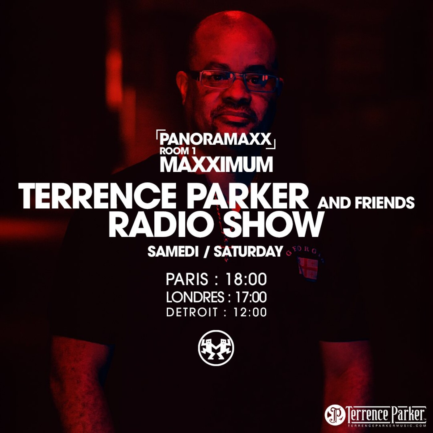 PANORAMAXX : TERRENCE PARKER