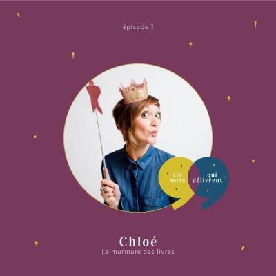 EP1 - Chloé, Le murmure des livres cover