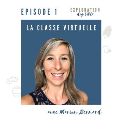 #1 Maîtriser la classe virtuelle pour en tirer un avantage pédagogique - avec Marion Bernard. cover