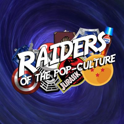 Raiders of the Pop-culture S01E01 : Faye cover