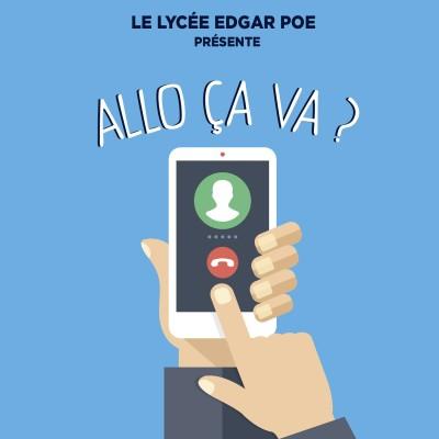 ALLO ÇA VA (John de première C) - 10.04 cover