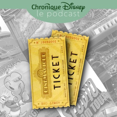 Épisode 20 - Les attractions Disparues du Parc Walt Disney Studios cover