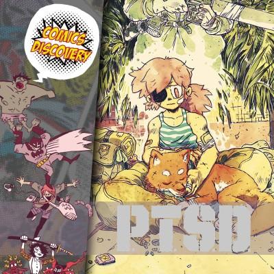ComicsDiscovery S05Bonus : P.T.S.D cover