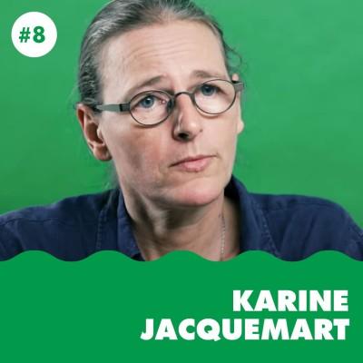 Épisode 08 - Nourriture industrielle : l'agro-industrie menace-t-elle notre santé ? Karine Jacquemart, Foodwatch cover