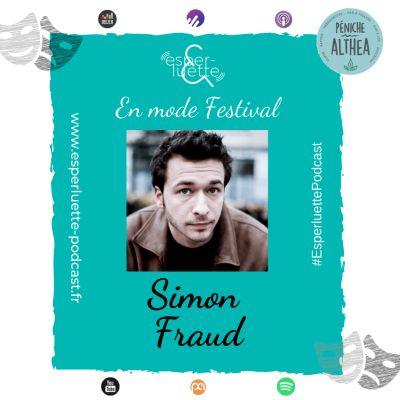 """image """"En mode Festival"""" - Simon Fraud - 107 ans"""
