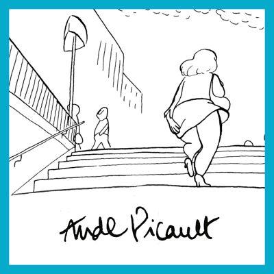 Aude Picault, autrice de bande dessinée cover
