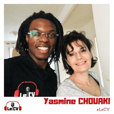 #20. Yasmine Chouaki, au Ministère de l'Identité Internationale cover