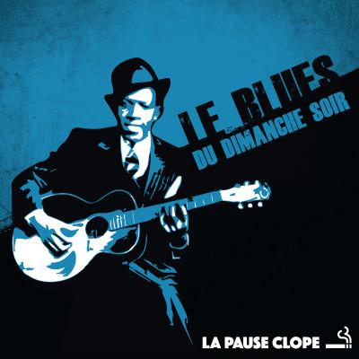 """""""Le blues du dimanche soir"""" - dimanche 11 octobre 2020 cover"""