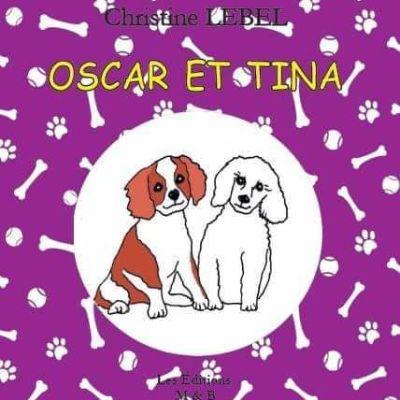 OSCAR ET TINA cover