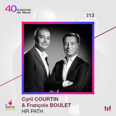 :13 Part 1 - François Boulet & Cyril Courtin - HR Path - Mariés, six enfants, une entreprise cover