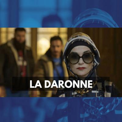 La Daronne cover