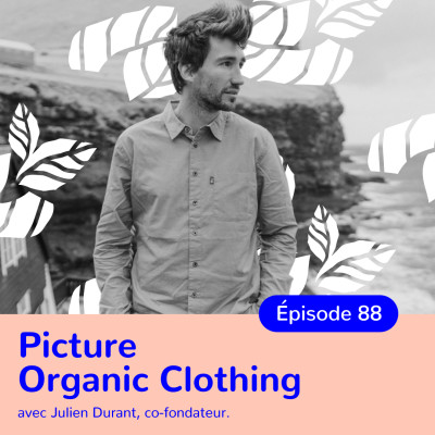 Julien Durant, Picture Organic Clothing, agir ensemble cover