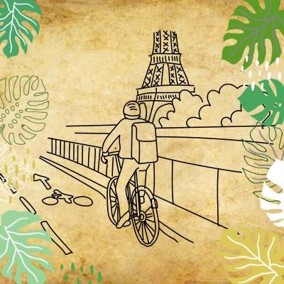 REcyclotour, étape 4: Franciliens, franciliennes, en selle! cover
