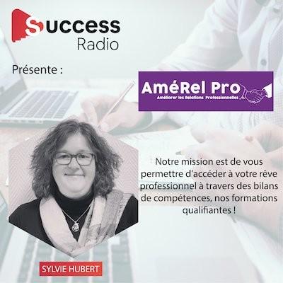 Sylvie Hubert créatrice d'Amérel Pro cover