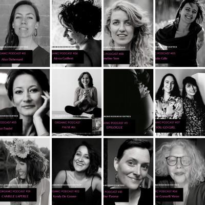 A la mémoire de nos ventres - Récits sous forme de Podcast de femmes inspirantes qui transcendent leur vulnérabilité en puissance. cover