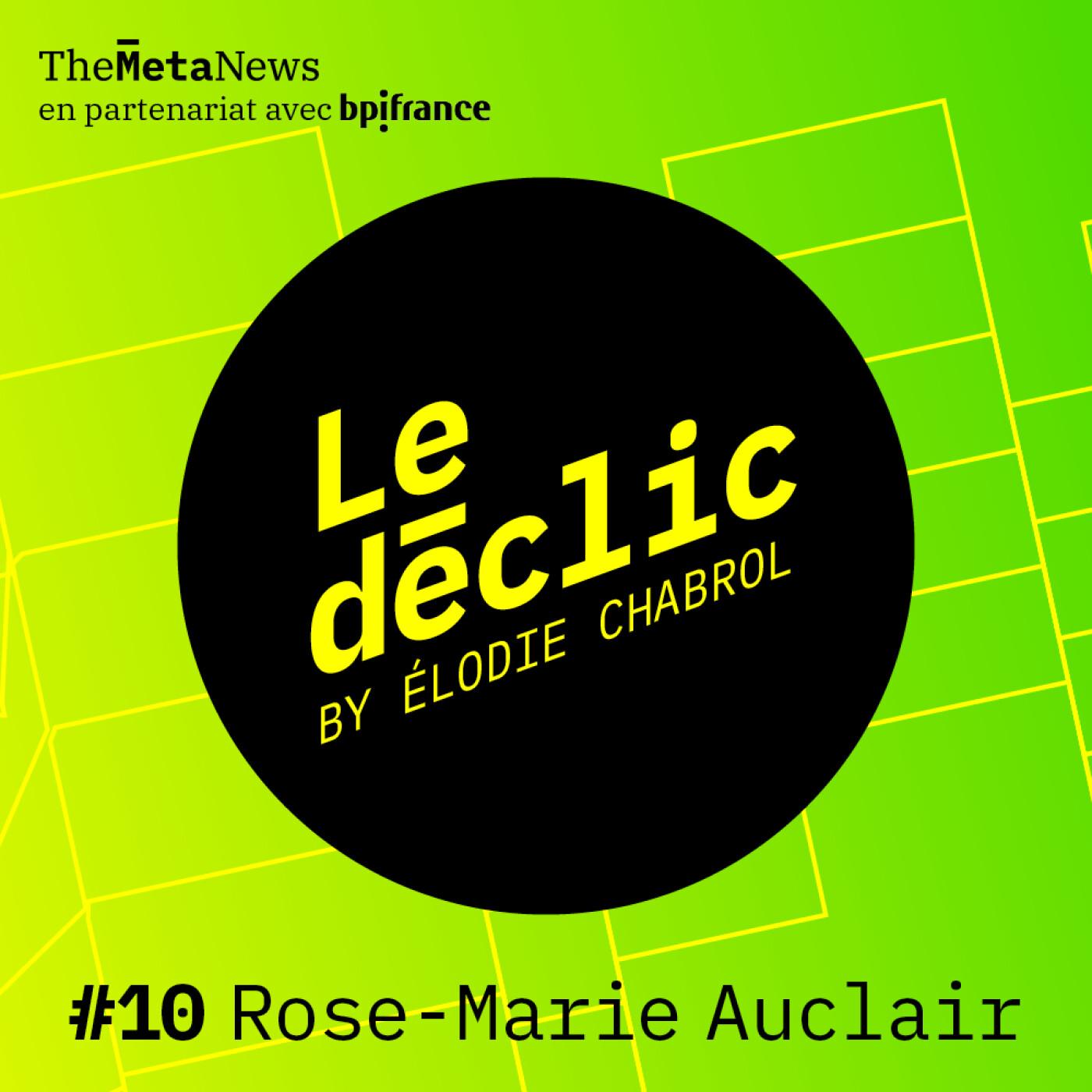 Rose-Marie Auclair, fondatrice de Woodlight