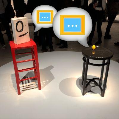 image [n°27] L'expo Miró au Grand Palais, des trucs [kul] et des trucs [pakul]
