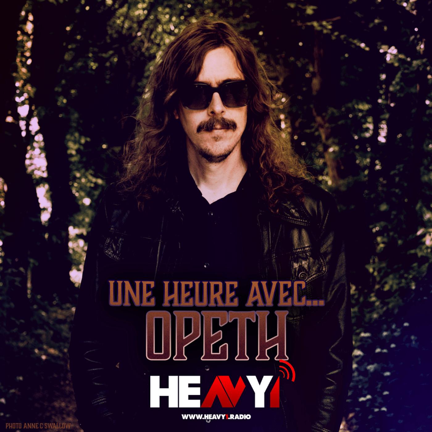Une heure avec... Opeth