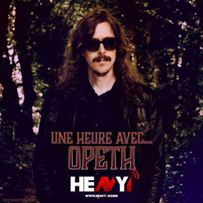image Une heure avec... Opeth