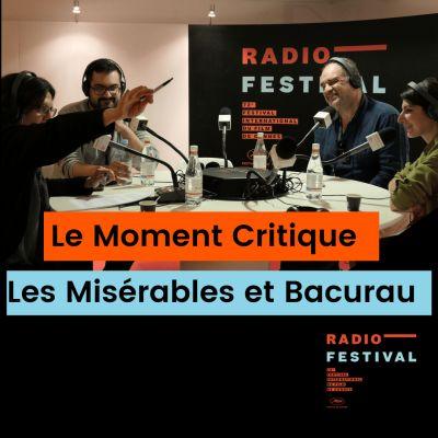 Les Misérables et Bacurau - 16 mai 2019 cover