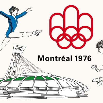 Jeux Olympiques 1976 - Montréal cover