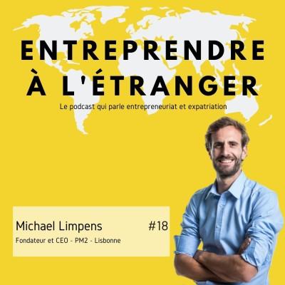 Entreprendre à l'étranger - Michael Limpens - PM2 - Lisbonne cover
