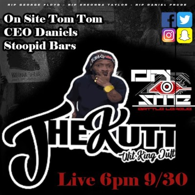 The Kutt wit King Jutt Episode 12 wit ONSITE BATTLE LEAGUE cover