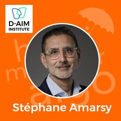 #02 Stéphane Amarsy – CEO et fondateur de D-AIM cover