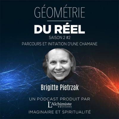 S2 #2 - Parcours et initiation d'une chamane, avec Brigitte Pietrzak cover