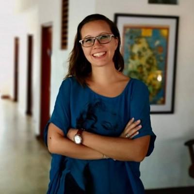 Catherine raconte son expatriation en Asie et sa vie au Sri-Lanka - 27 04 2021 - StereoChic Radio cover