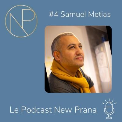 Episode #4 - Samuel Metias - Comprendre le potentiel humain et économique du bien-être au travail cover