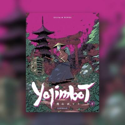 #62 Yojimbot - Sylvain Repos cover