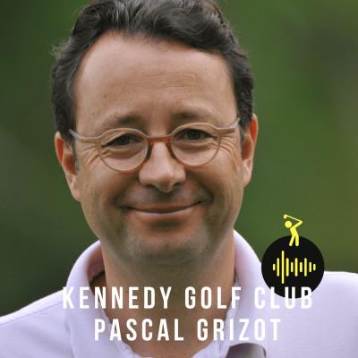 GOLF🏌️Grand projet après la Ryder Cup KGC#1 Pascal Grizot : Candidat à la présidence de la ffgolf cover