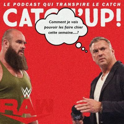 Catch'up! WWE Raw du 08 mars 2021 — N'est stupide que la stupidité cover