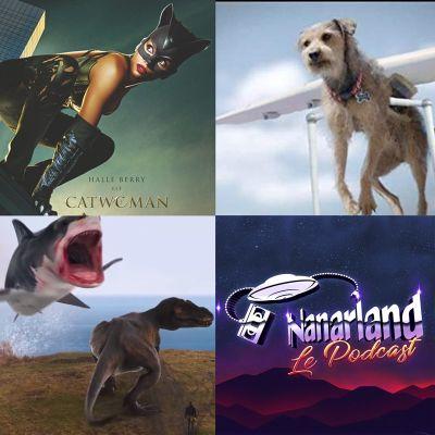 #22 - 3 nanars animaliers, le 30 millions d'amis des mauvais films sympathiques cover